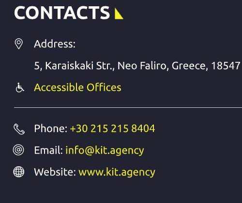 contact-KIT-Agency